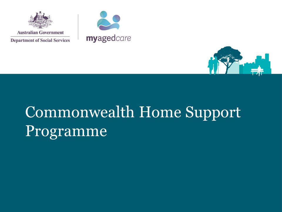 Commonwealth Home Support Programme