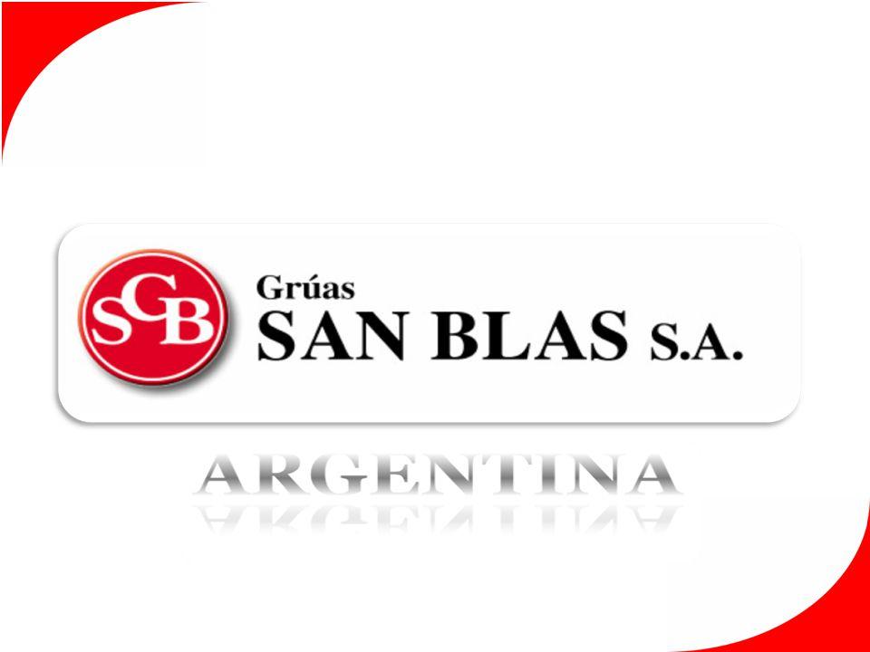 Subject ARGENTINA – Overview. GRUAS SAN BLAS Summary. GRUAS SAN BLAS Business Plan