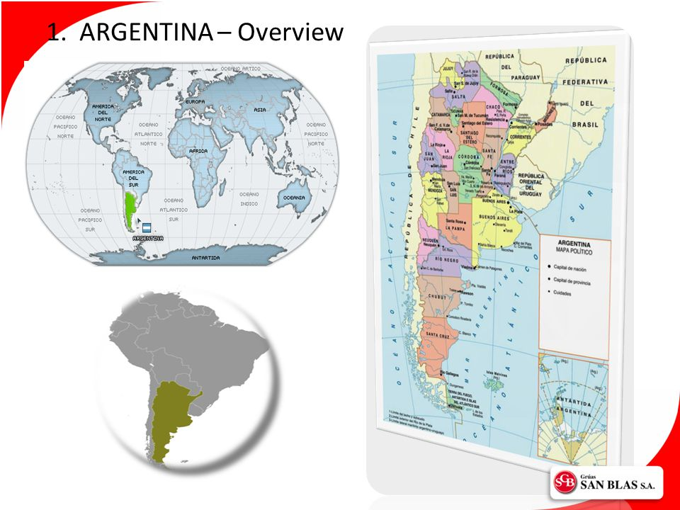 1. ARGENTINA – Overview