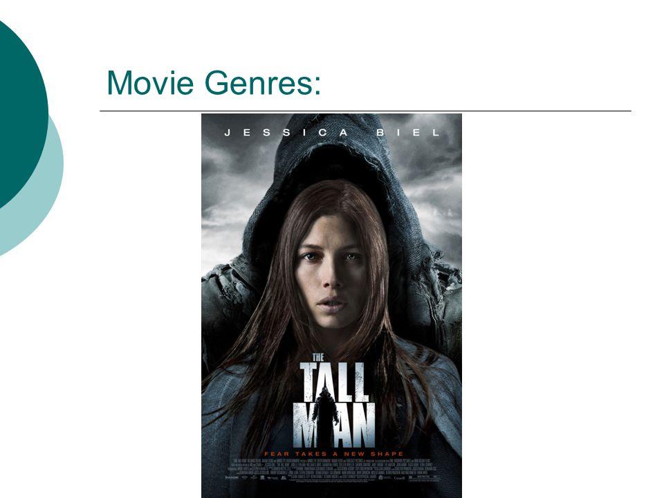 Movie Genres:
