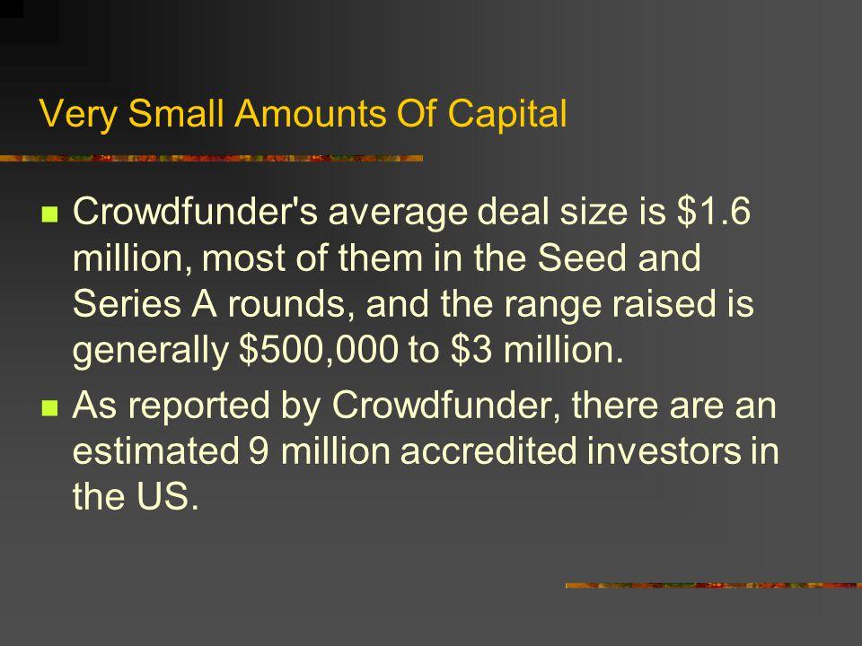Same States as Venture Capital Model