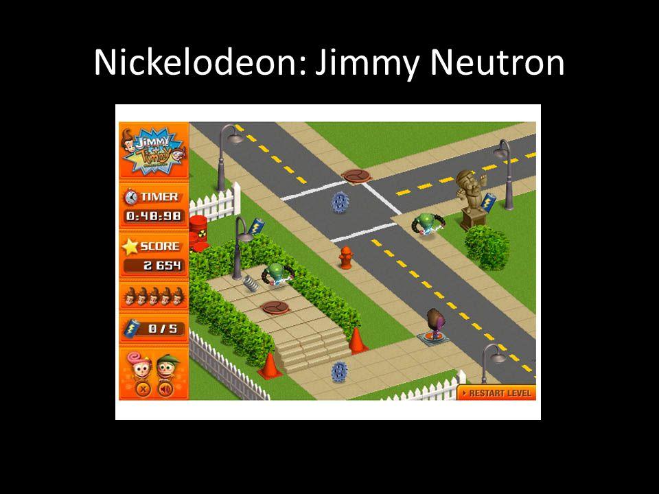 Nickelodeon: Jimmy Neutron