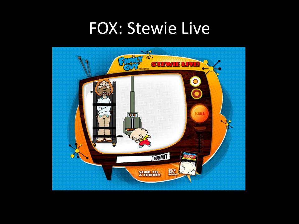 FOX: Stewie Live