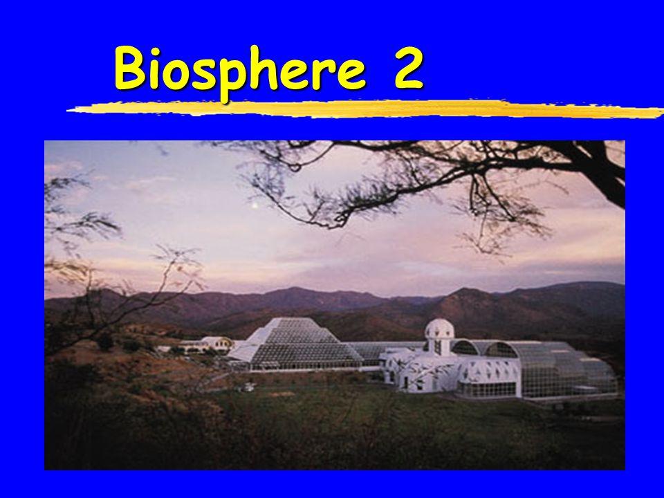 Biosphere Biosphere Abiotic Factors - non- living things Biotic Factors - all living things