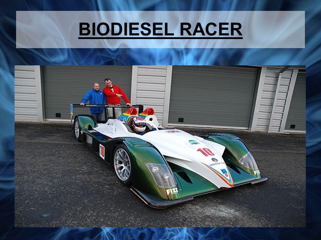 BIODIESEL RACER
