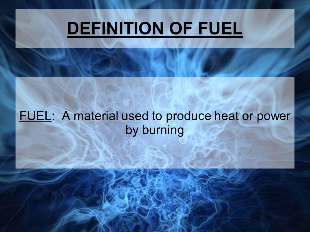 PRESENTATION OUTLINE History E85 Biodiesel Hydrogen Comparison to Petrol