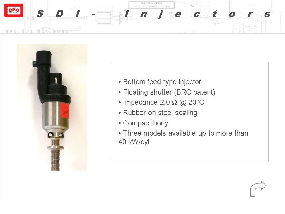 BRC GAS EQUIPMENT SDI- Il cablaggio