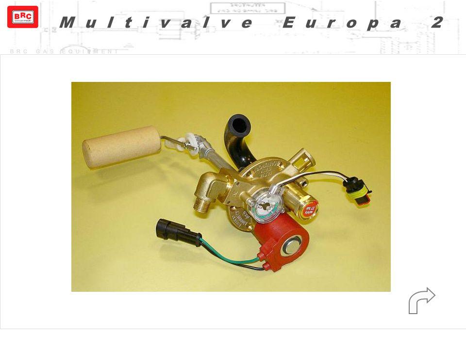 BRC GAS EQUIPMENT Multivalve Europa 2