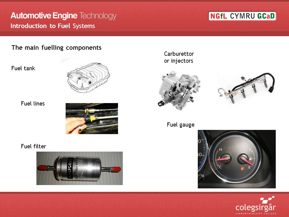 The difference between Petrol and Diesel Introduction to Fuel Systems Petrol Petrol is lighter More volatile Contains hydrocarbons with around 8 carbon atoms per molecule A petrol engine is a spark-ignition engine Utilises a spark to ignite the volatile petrol/air mixture Diesel Diesel oil is heavier Less volatile Greater lubrication qualities, contains hydrocarbons with around 10 carbon atoms per molecule A diesel engine is a compression-ignition engine Utilises high compression to create the high temperatures in which diesel oil will burn