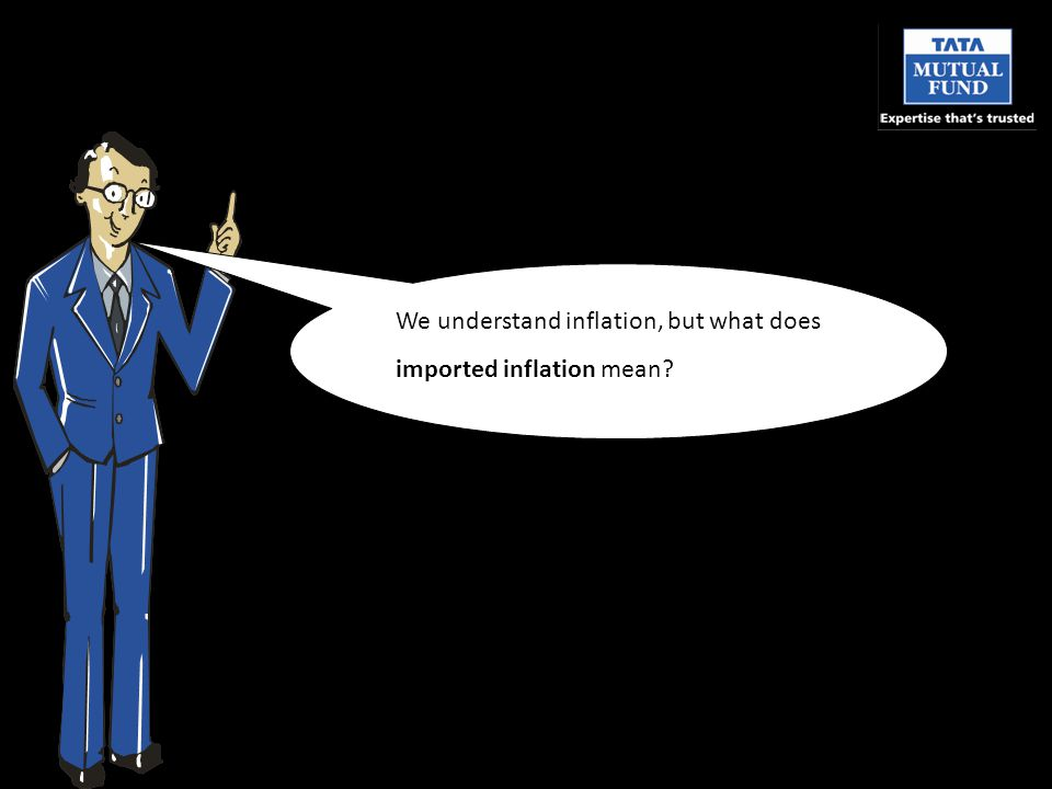 We understand inflation, but what does imported inflation mean