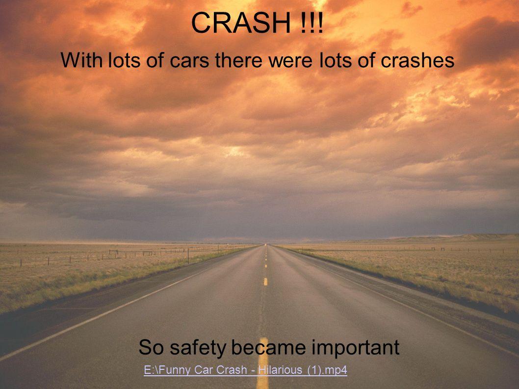 CRASH !!.