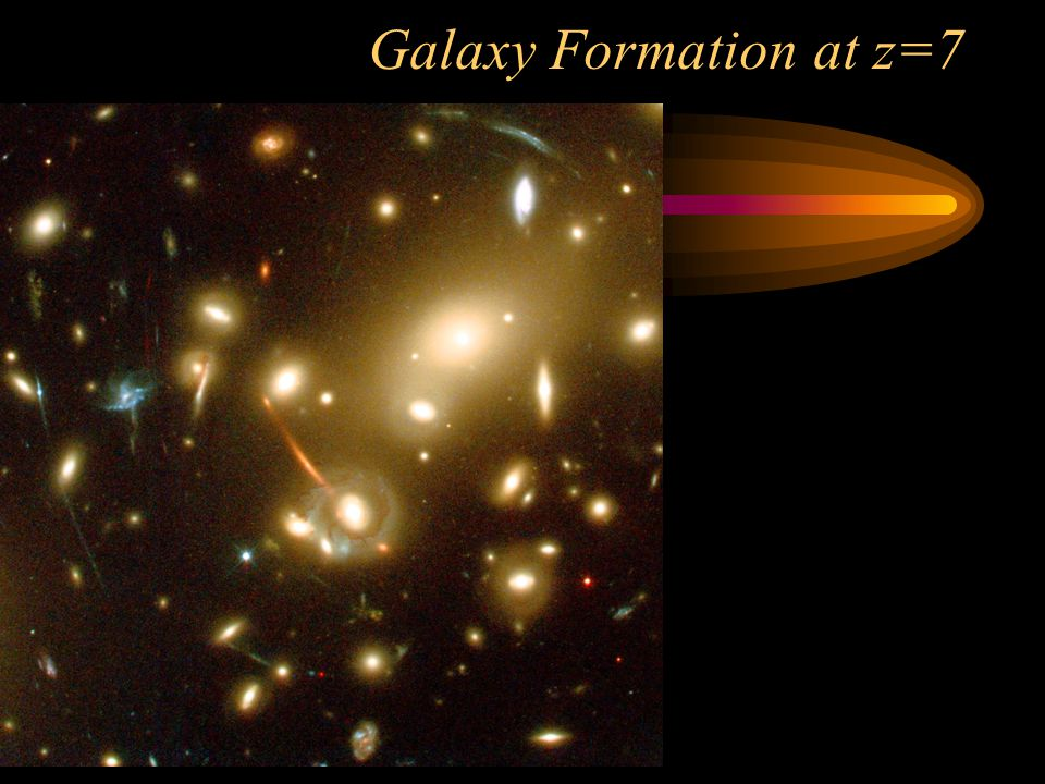 Galaxy Formation at z=7