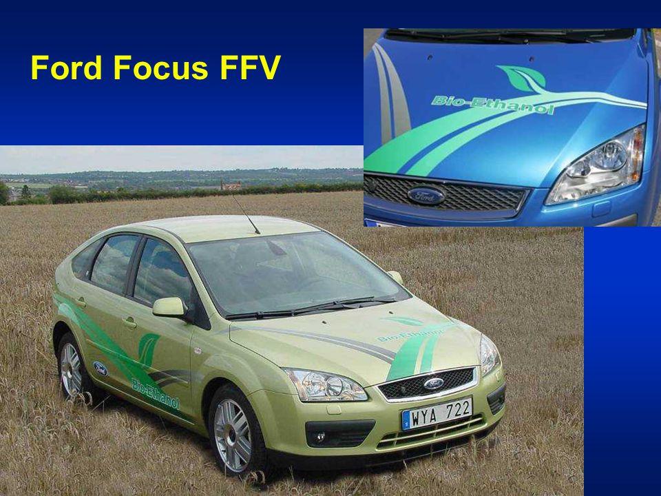 Ford Focus FFV