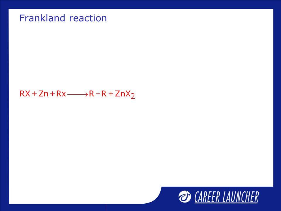 Frankland reaction