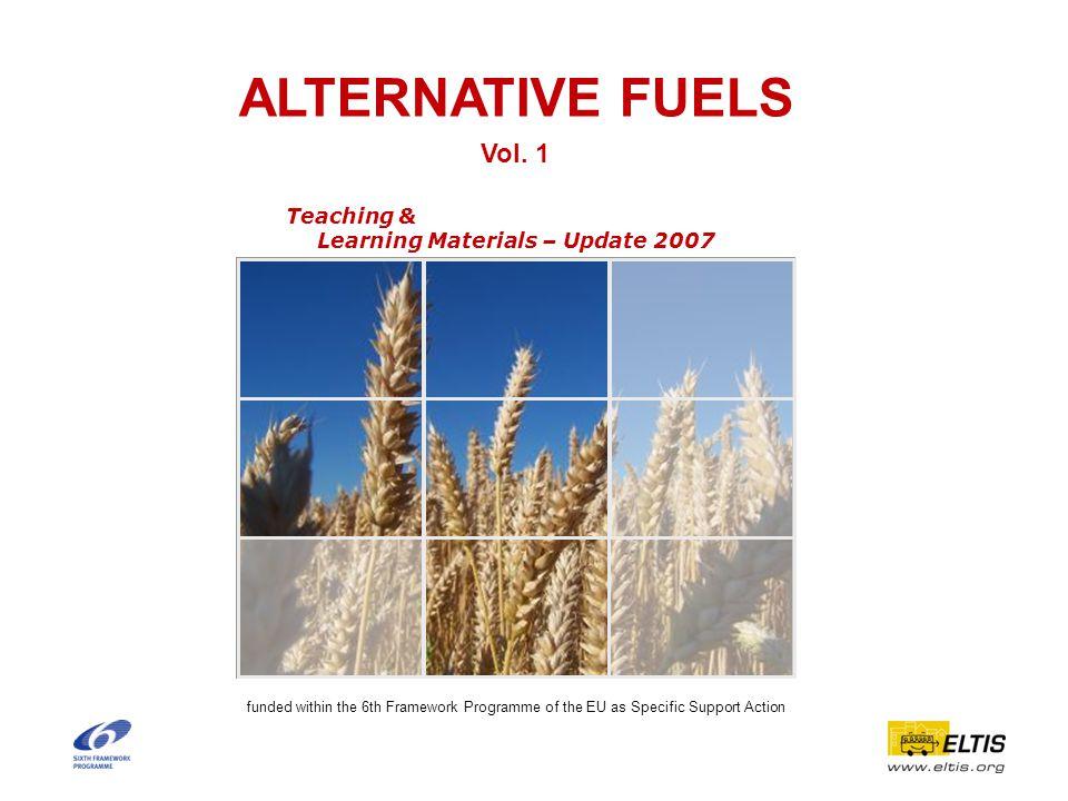 www.eu-portal.net ALTERNATIVE FUELS The supply path of LPG