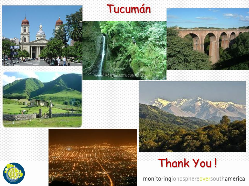 Tucumán Thank You !