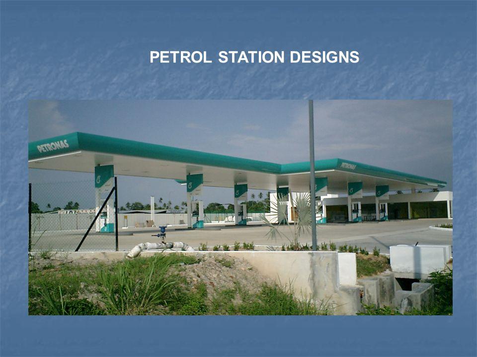 PETROL STATION DESIGNS