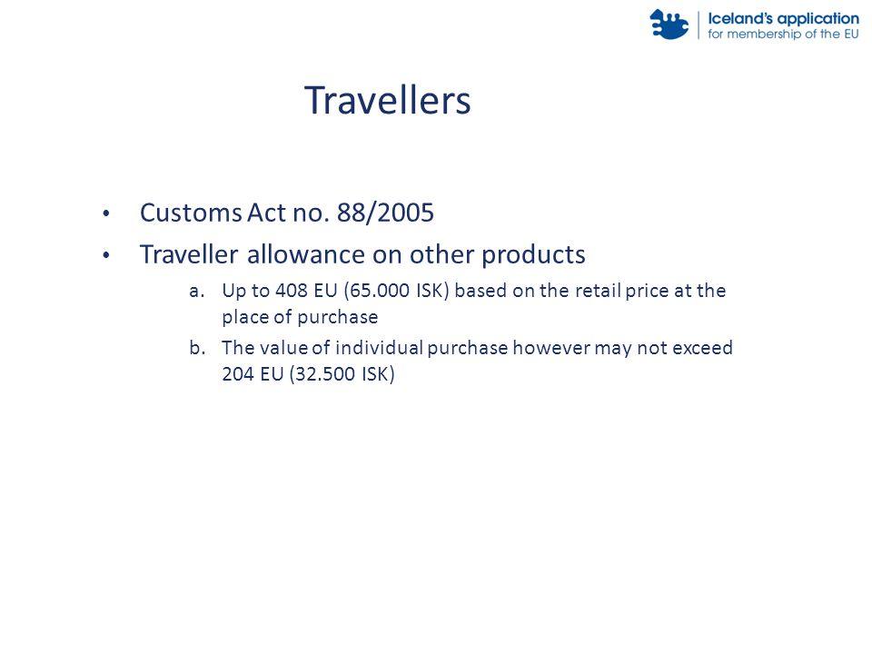 Customs Act no.