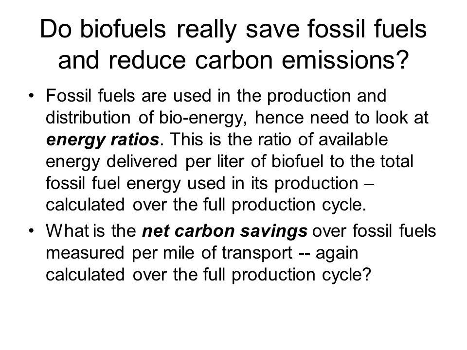 Should governments intervene in bio-energy markets.