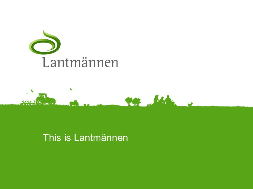 This is Lantmännen