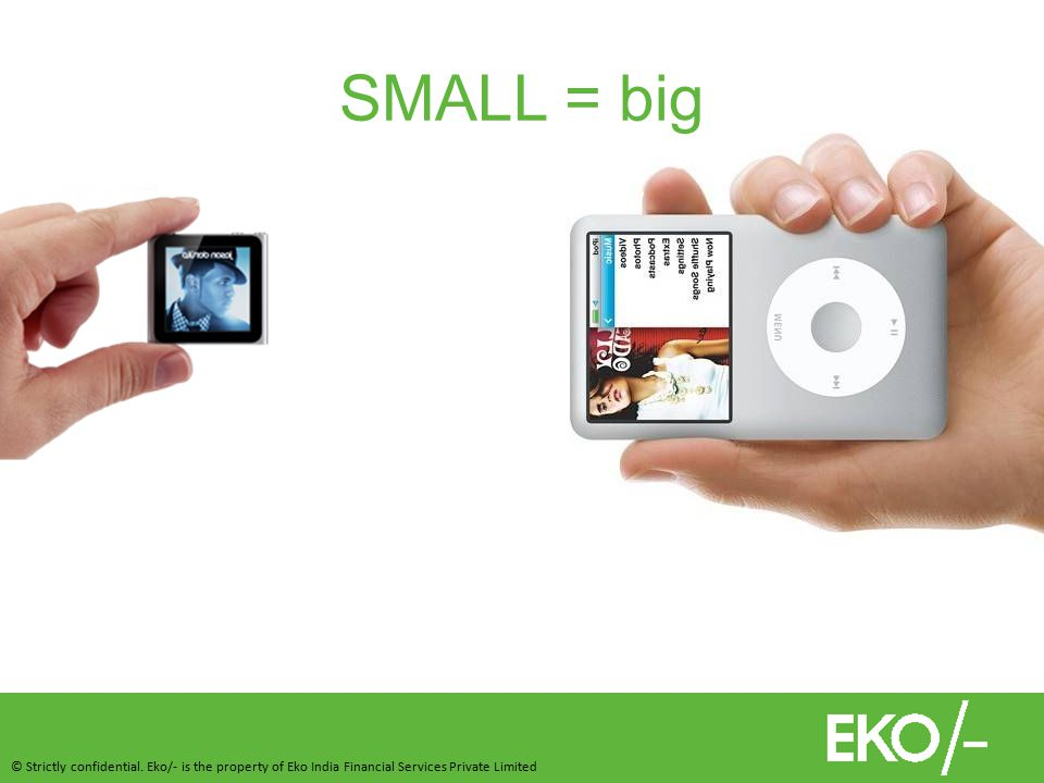 SMALL = big