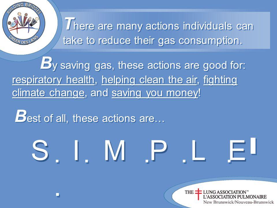 1L gas 8,000L air 2.4kg CO 2 50L gas = 120kg CO 2 50L gas = 120kg CO 2
