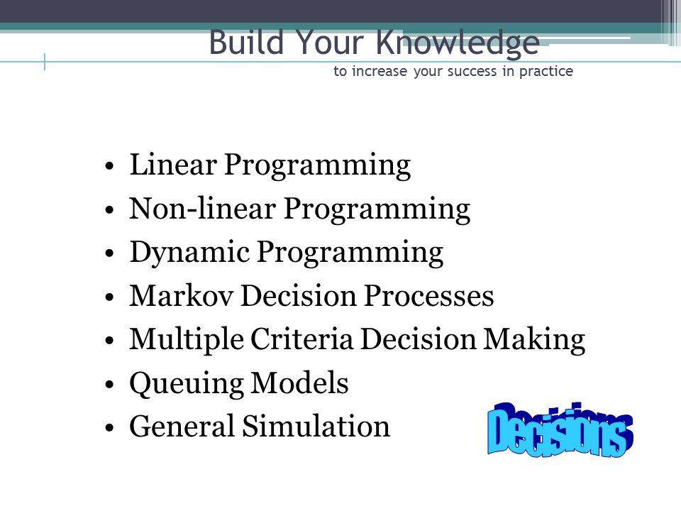 Blending Problem: Modeling....Step 3. The constraints..