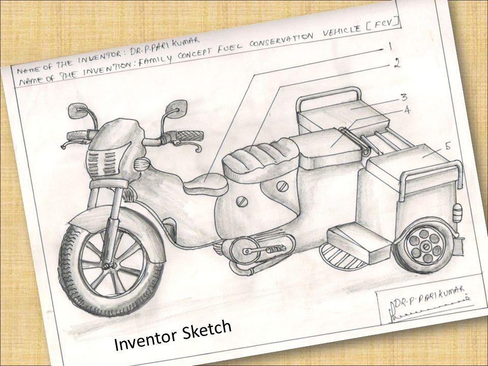 Inventor Sketch