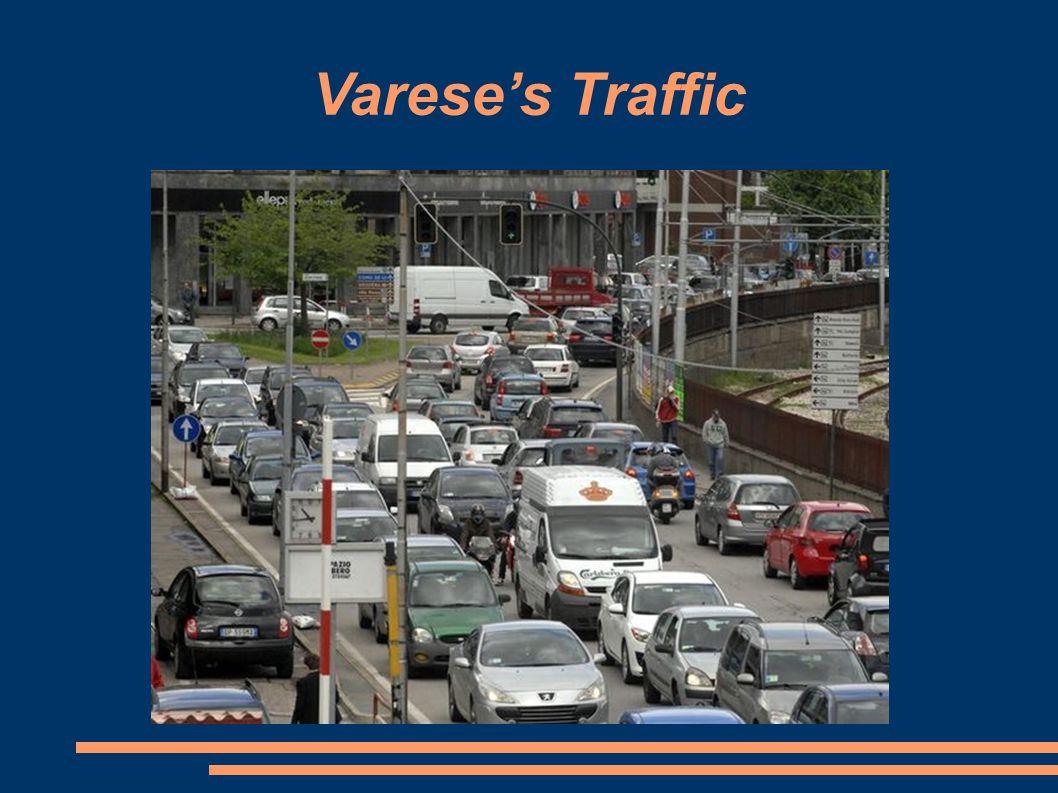 Varese's Traffic