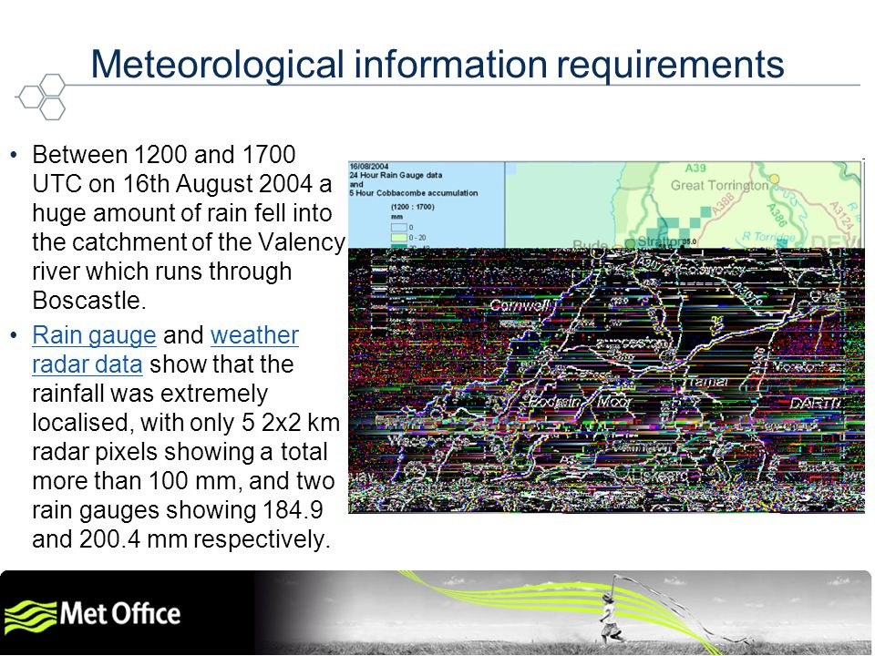 Helping the World to Communicate Geographically Copyright © 2009 Open Geospatial Consortium Meteorological information requirements Between 1200 and 1