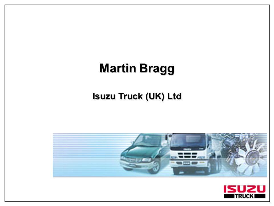 Martin Bragg Isuzu Truck (UK) Ltd