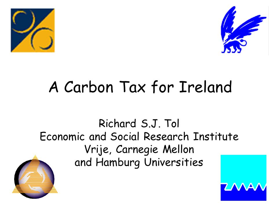 A Carbon Tax for Ireland Richard S.J.
