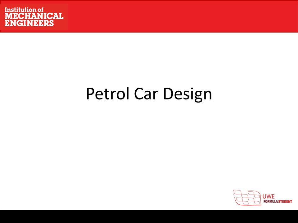 Petrol Car Design