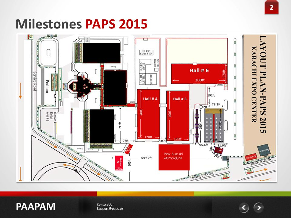 Milestones PAPS 2015 2 2 Contact Us Support@paps.pk PAAPAM