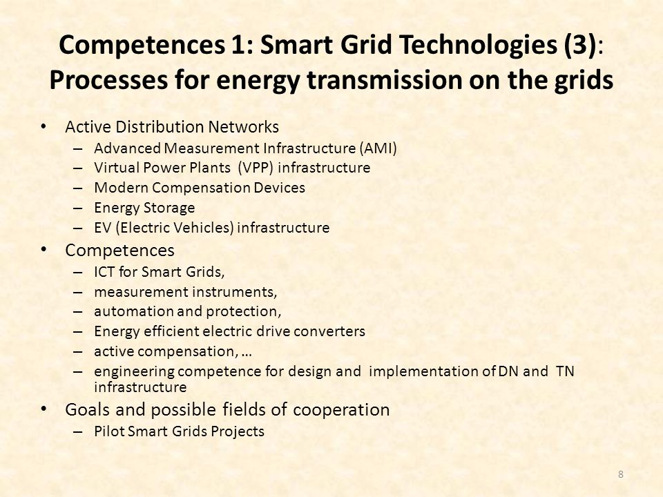 Smart and passive house technologies PROPOSAL FOR COOPERATION: Smart house systems Internal energy and information system which includes RES management 1.PV and renewable energy control and management system 2.Energy storage optimization 3.Power shortage management systems 4.AAL-ambient assisted living Customizing internal energy management system integration of individual subsystems with optimization of RES and efficient energy consumption Connection of such system into community Smart grid (with energy trading capability) Joint pilot project Passive house (passive house materials and construction) Smart and passive house (integration of Smart house systems into passive house) 49
