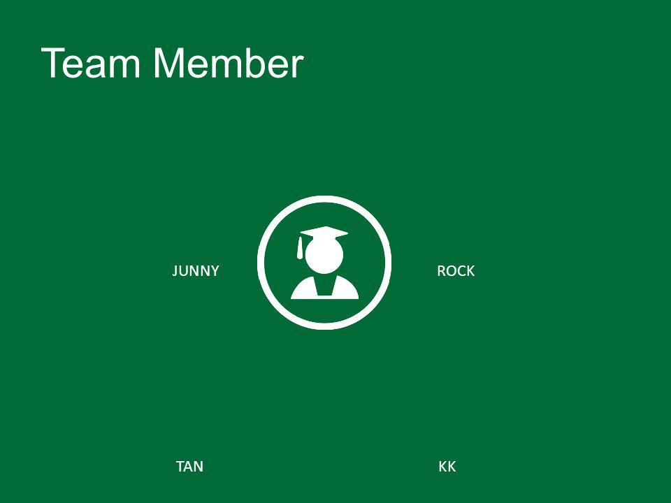 Team Member JUNNYROCK TANKK