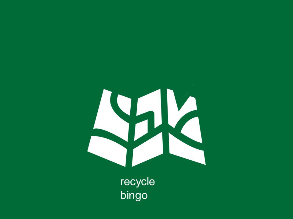 recycle bingo