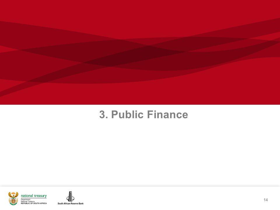 14 3. Public Finance