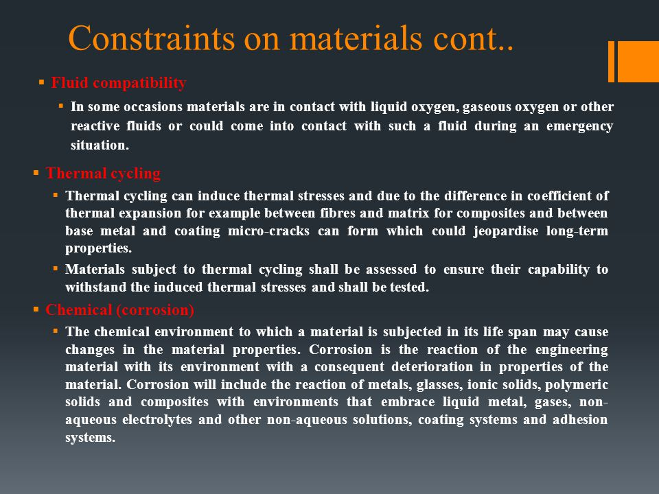 Environmental Degradation of Materials Corrosion))  Materials are attacked by their operating environment.