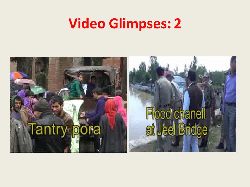 Video Glimpses: 2
