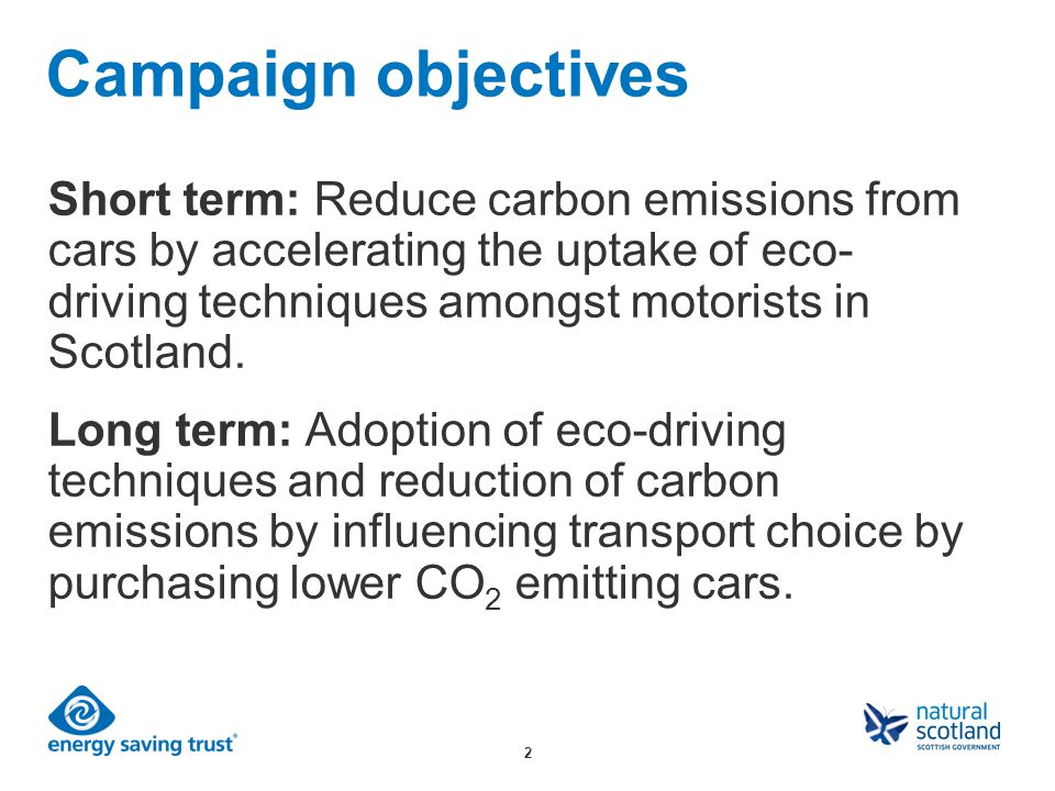 3 What is eco driving.