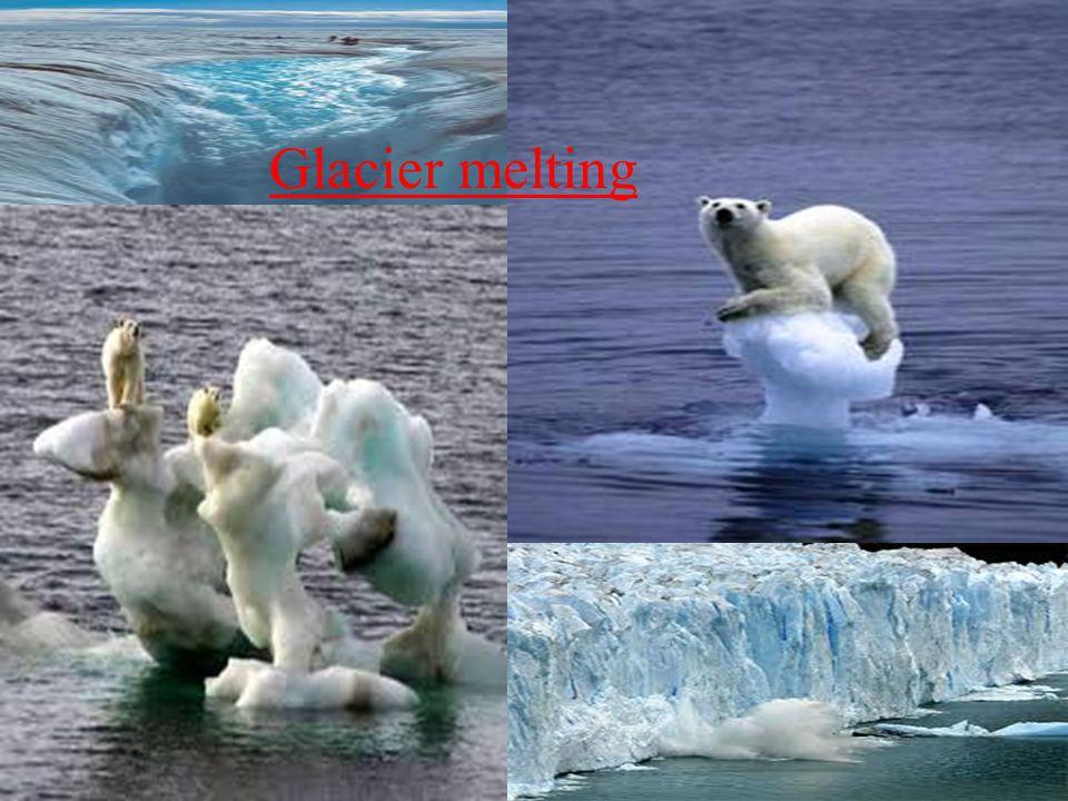 10 Glacier melting