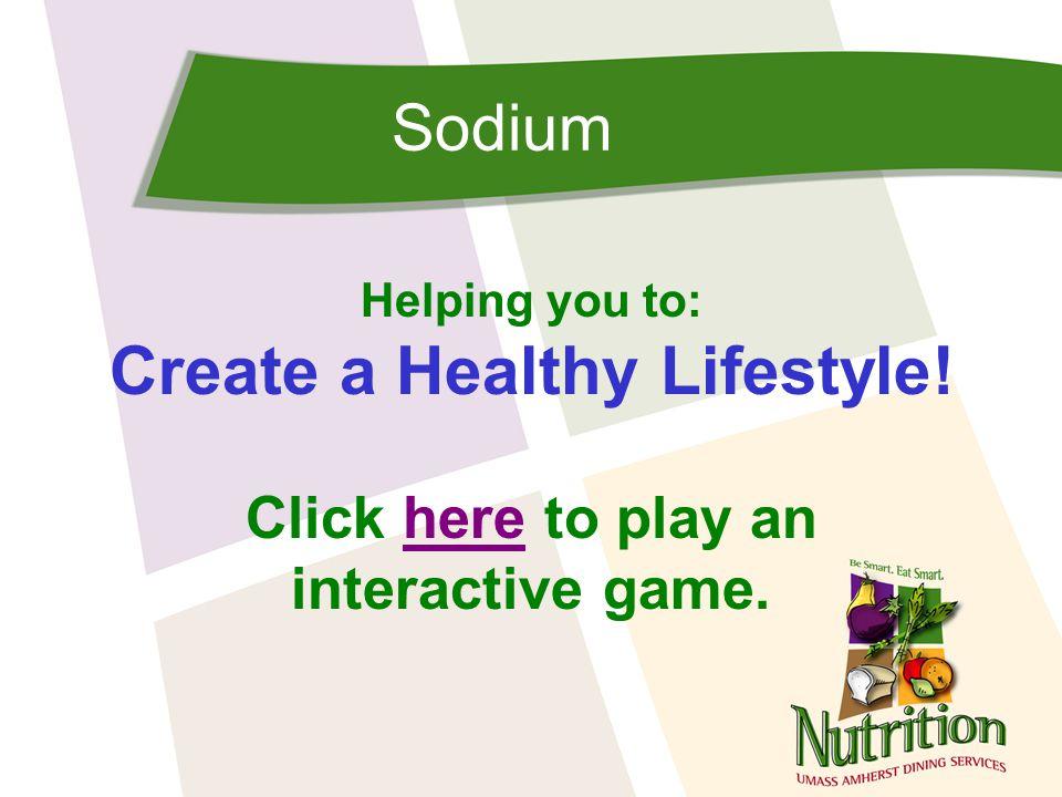 Sodium How much sodium is in one teaspoon of salt.