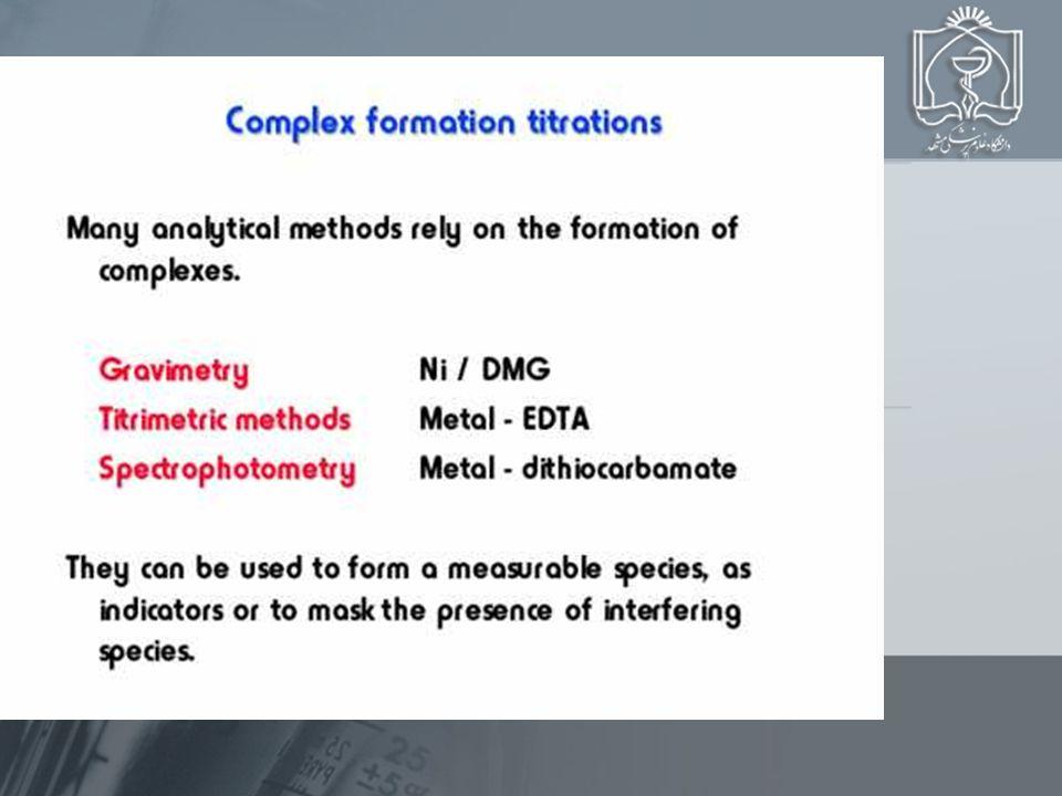 غلظت مولار Y 4- را در محلول M EDTA 02/0 که تا pH برابر 0/10 بافری شده است را محاسبه کنید.