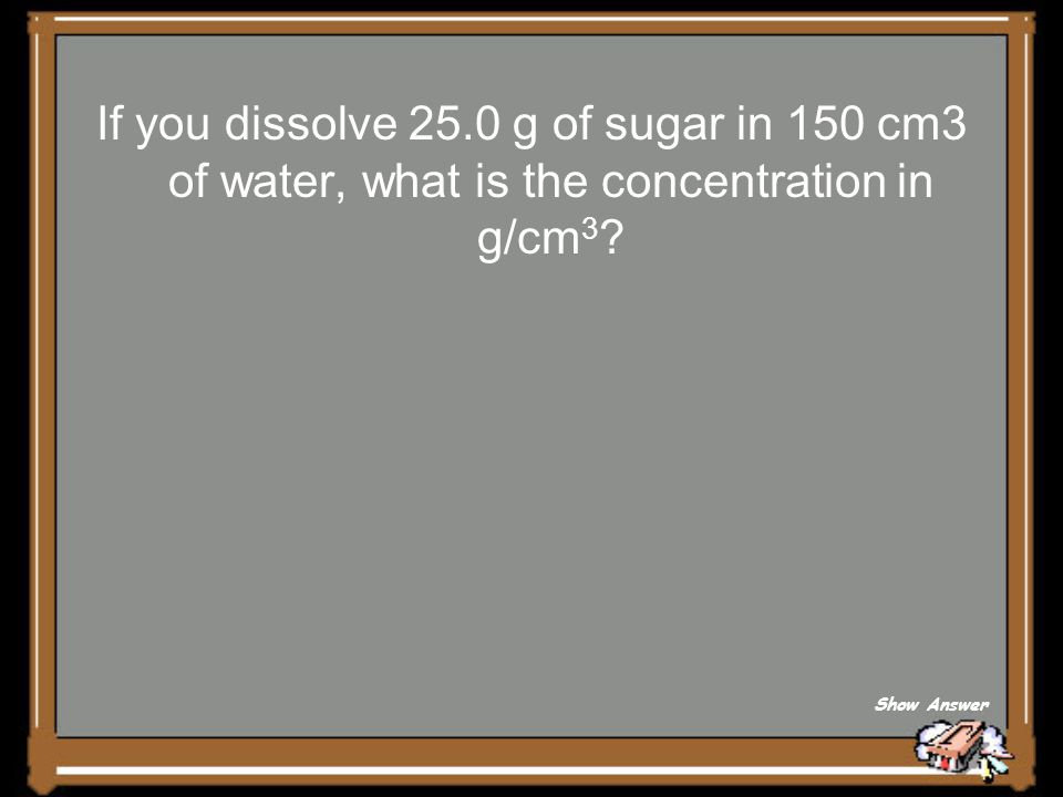 Answer for 10 Points A good way to answer this is to make a graph using the 3 data points.