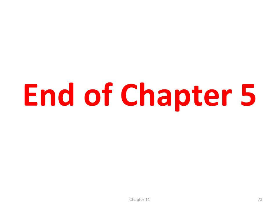 Chapter 1173 End of Chapter 5