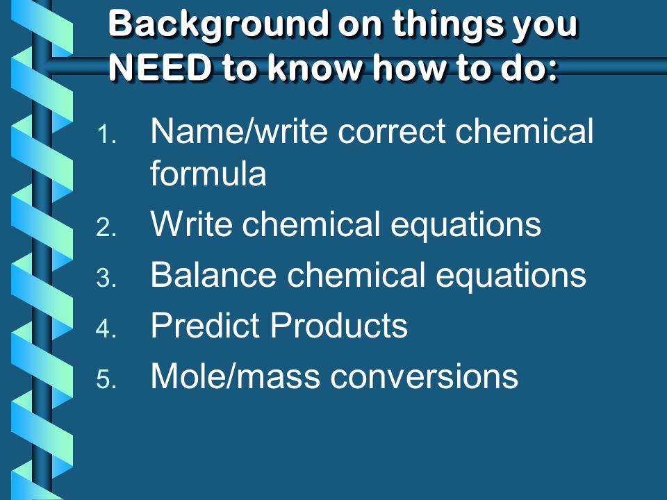StoichiometryStoichiometry o Stoichiometry uses ratios to determine relative amounts of reactants or products.