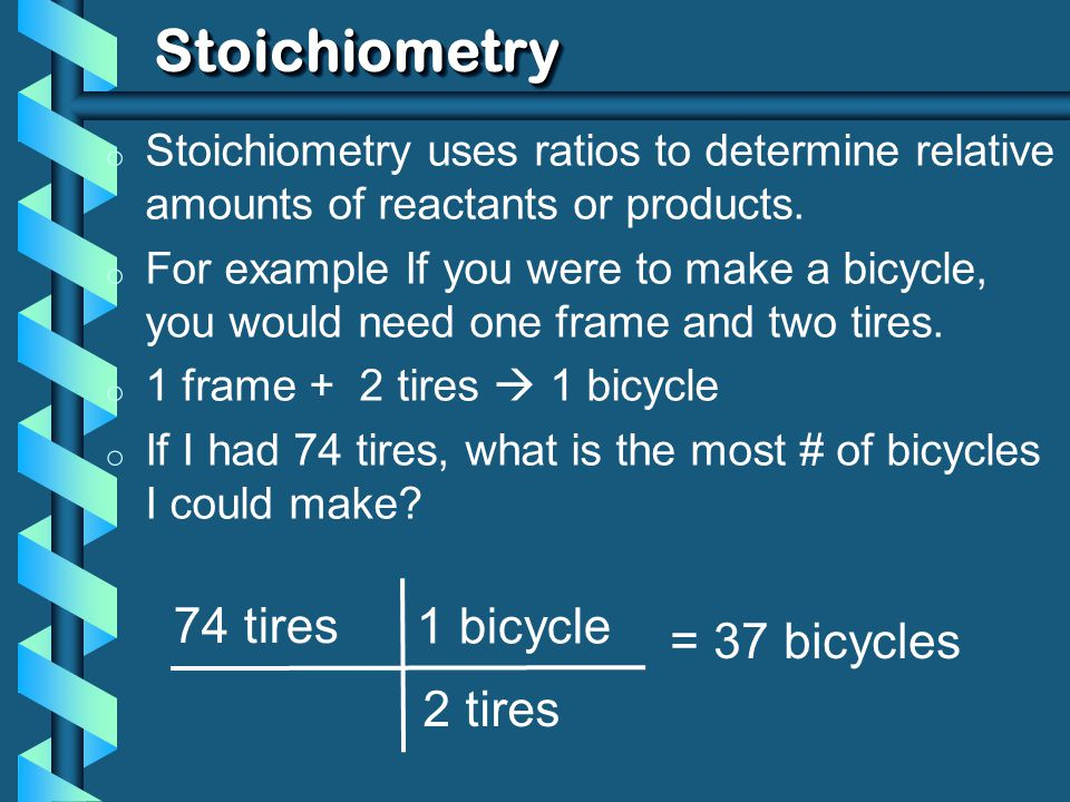 Stoichiometry in the Real World Stoichiometry – Ch. 11