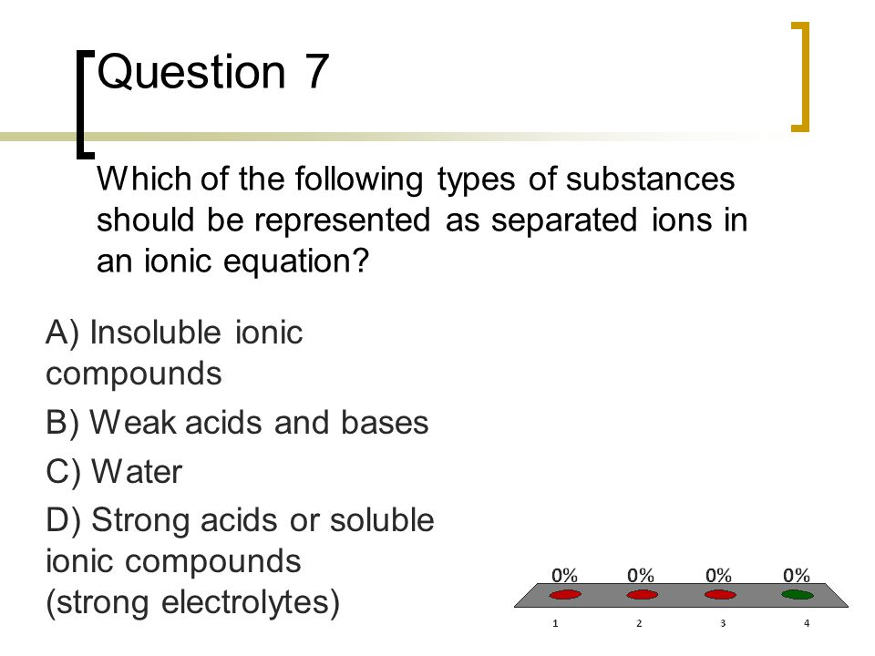 Question 8 Which of the following rules for assigning oxidation numbers is incorrect.