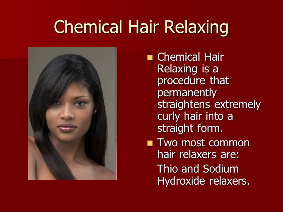 Hair Structure Hair contains millions of polypeptide chains, that consist of side bonds.